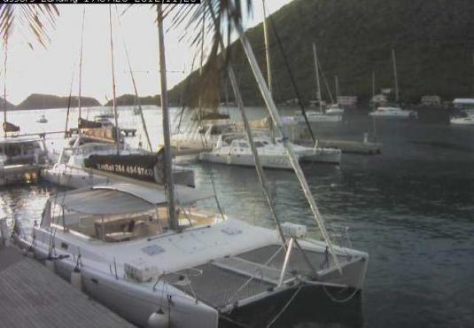 Marina Cay Live Marina Weather Cam British Virgin Islands Caribbean