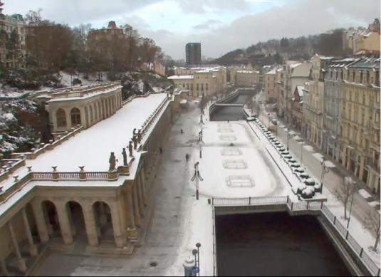 Karlovy Vary Spa City Live Streaming Weather Cam Czech Republic