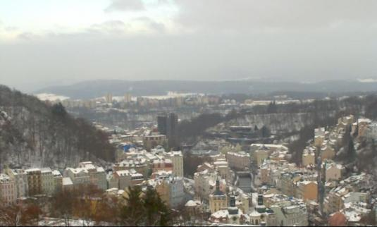 Live Karlovy Vary HD Streaming Weather Cam Czech Republic