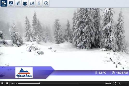 Live Göstling Ski Resort Streaming Skiing Weather Webcam, Austria