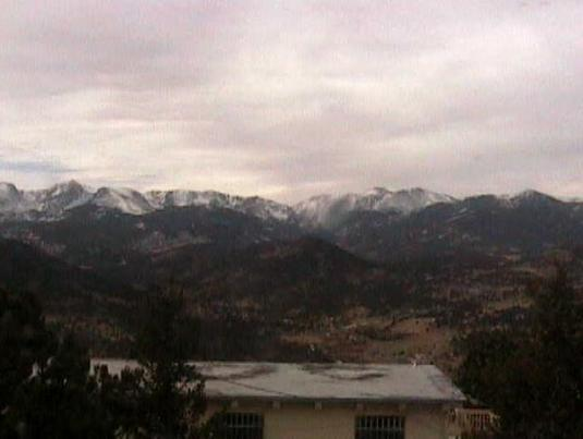 Estes Park Live Streaming Rocky Mountain National Park Weather Cam