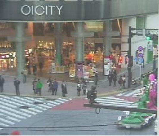 Shibuya Street Streaming People Watching Webcam Tokyo Japan