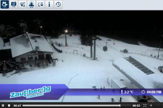 Live Streaming Emmering Ski Resort Skiing and Snowboarding Weather Webcam, Germany