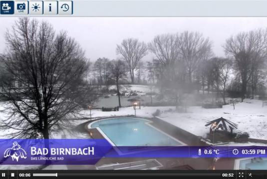 Bad Birnbach Ski Resort Live Streaming Skiing and Snowboarding Weather Webcam, Germnay