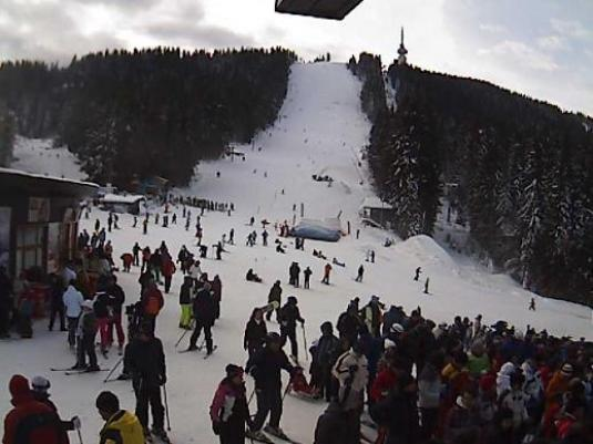 Pamporovo Skiing Resort Live Ski Slopes Weather Cam Bulgaria