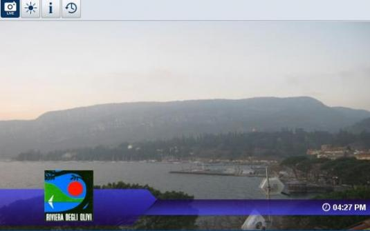 Live Lake Garda Live Streaming Weather Webcam, Italy