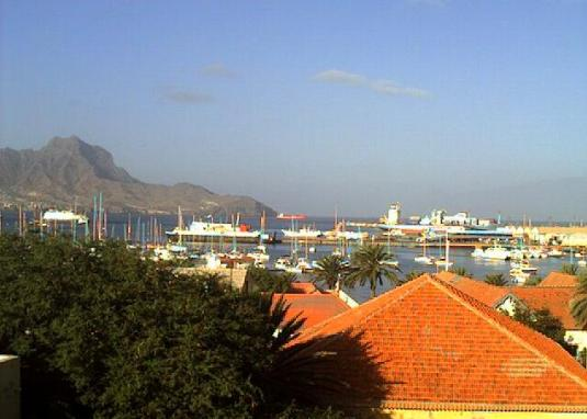 São Vicente Live Mindelo Harbour Weather Webcam Cape Verde