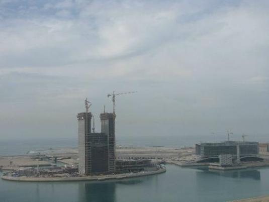 Bahrain Bay Live Construction Weather Webcam Kingdom of Bahrain
