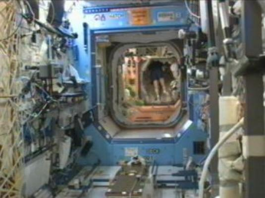 International Space Station Live Streaming Video and Audio ISS Orbit Webcam