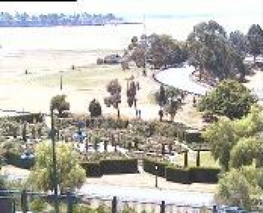 Timaru City Live Streaming Controllable Webcam southern Canterbury region of New Zealand,