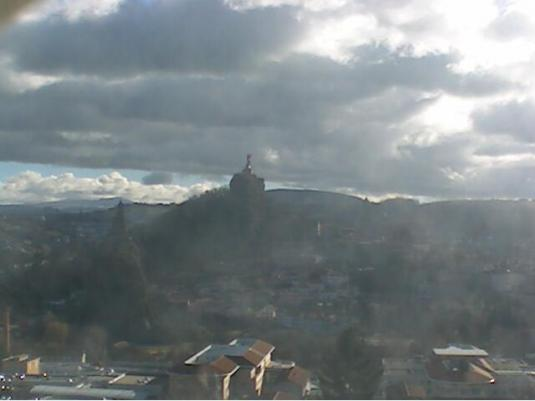 Le Puy-en-Velay Streaming Live Weather Webcam South Central France