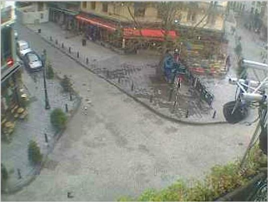 Place St. Gery Live Streaming Brussels Webcam Belgium