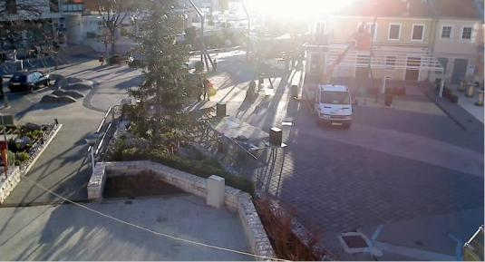 Novi Vinodolski Town Centre Live Streaming Weather Web Cam Croatia
