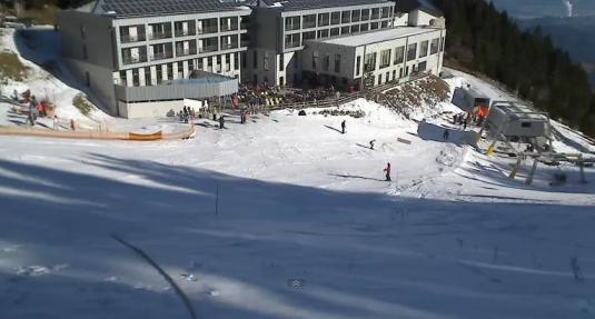 Golte Ski Resort Live Streaming Skiing Weather Cam Kamnik-Savinja Alps Slovenia