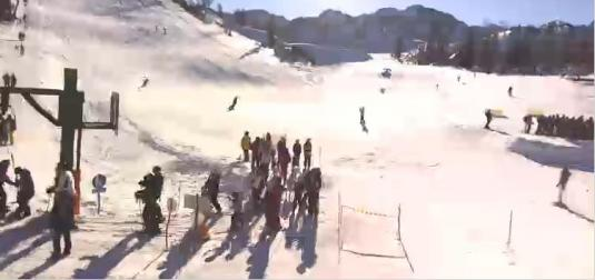 Vogel Skiing Resort Live Ski Slopes Weather Cam Slovenia