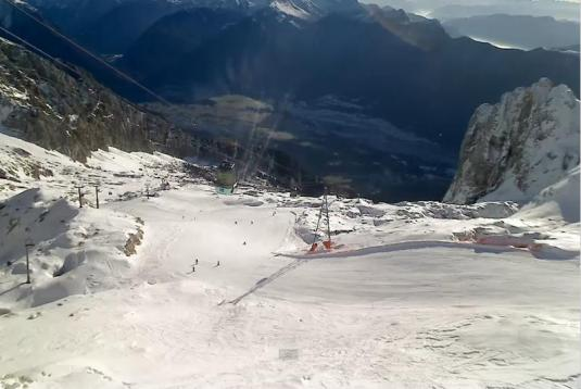 Kanin-Sella Nevea Ski Resort Live Ski Slopes Weather Cam Slovenia
