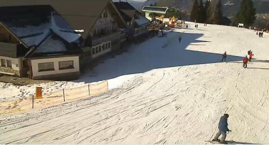 Cerkno Skiing Resort Live Ski Sopes Weather Cam Slovenia