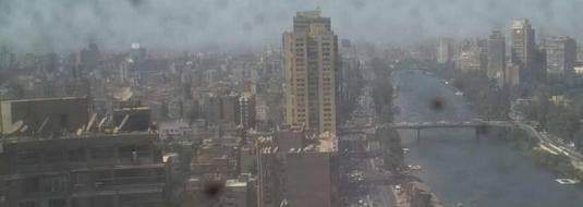 Live Cairo City Weather Webcam River Nile Egypt