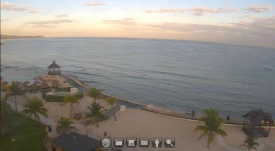 Montego Bay Live Beach Weather Cam Jamaica Caribbean