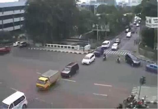 Cideng Barat Central Jakarta Live Traffic Weather Cam Indonesia