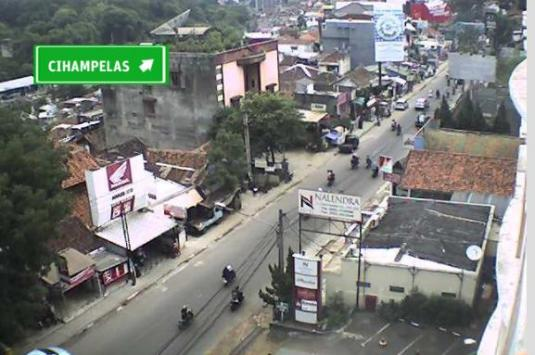Bandung City Live Traffic Weather Web Cam West Java Indonesia