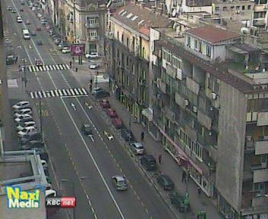 Belgrade Live Bulevar Despota Stefana Street Traffic Weather Cam