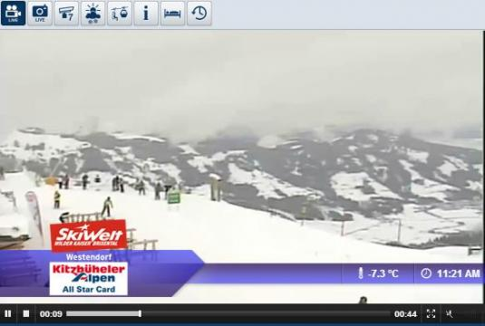 Live Streaming Choralpe Ski Resort Skiing and Snowboarding Weather Conditions Webcam, Austria
