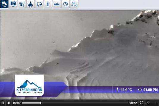 Live Gipfel Ski Resort Skiing and Snowboarding Weather Webcam, Austria