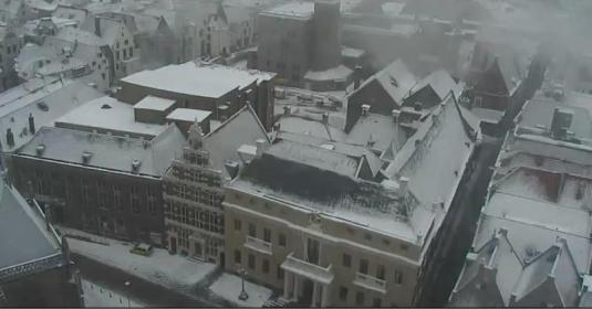 Live Deventer City Streaming Controllable Weather Web Cam Overijssel Netherlands