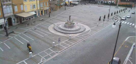 Gorizia Town Centre Victory Square Streaming Weather Webcam Italy