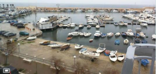 Mola di Bari Live Streaming Marina Weather Webcam Mola Italy