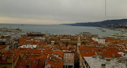Trieste City Live Streaming Weather Webcam Trieste Italy