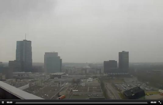 Almere City Center Live Streaming Webcam, Holland