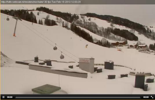 Live Streaming Hochalm Ski Resort Skiing and Snowboarding Webcam, Austria