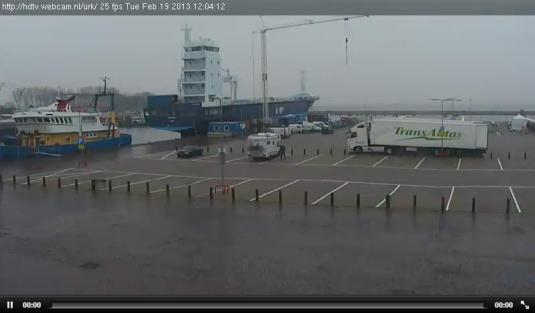 Live Streaming Urk Marina Weather Cam, Holland