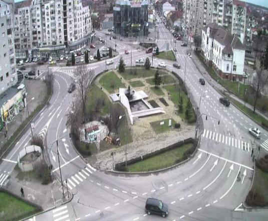 Arad City Centre Streaming Traffic Weather Webcam Romania