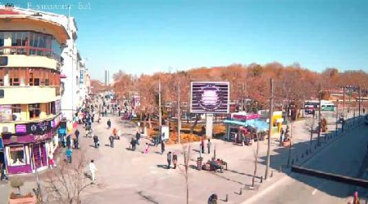 Konya Victory Square Live Streaming Webcam Konya City Turkey