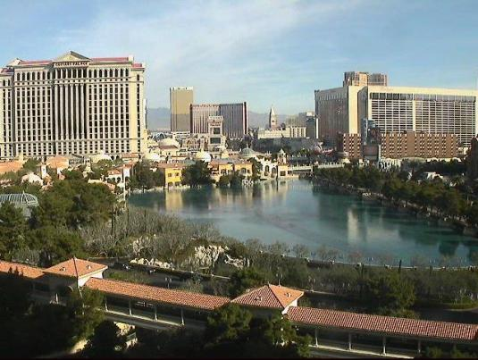 Las Vegas Jockey Club Las Vegas Strip Webcam Nevada