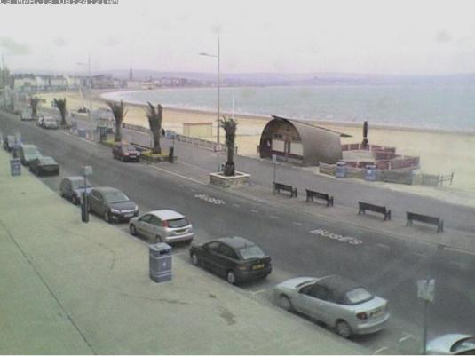 Weymouth Seaside Resort Beach Weather Webcam Dorset England