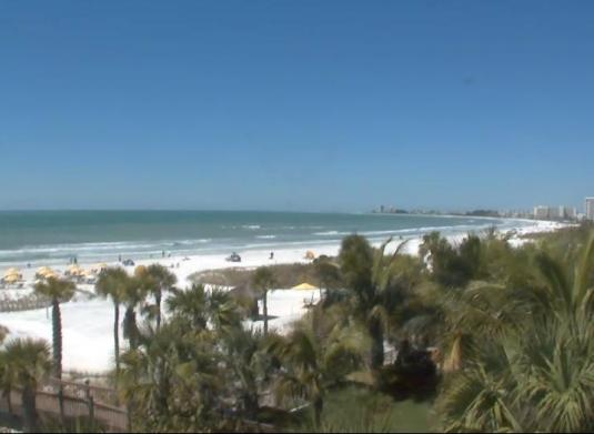 Siesta Key Live Beach Weather Webcam Florida