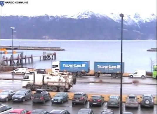 Hareid Live Streaming Weather Cam Hareidlandet Island Norway