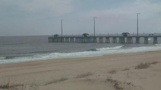 Nags Head Live Streaming Surfing Beach Weather Cam North Carolina