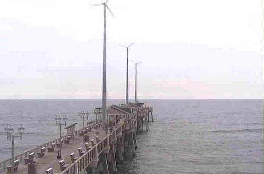 Jennettes Pier Live Streaming Webcam Nags Head North Carolina