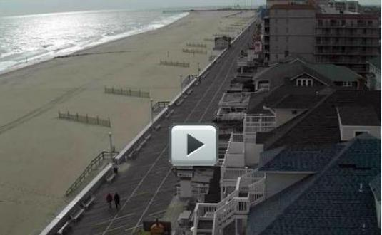 Ocean City Live Streaming Beach Weather Webcam Maryland