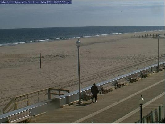 Ocean City Live Surfing Beach Weather Web Cam Maryland