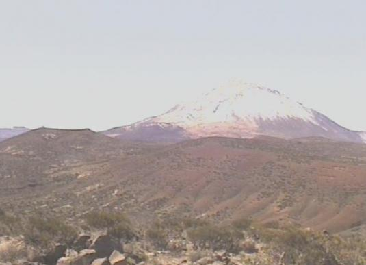 Mount Teide Live Volcano Webcam Tenerife Canary Islands