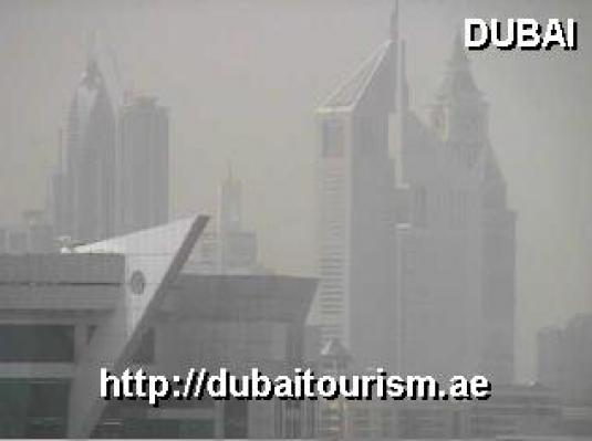 Dubai City Live Controllable Streaming Webcam United Arab Emirates