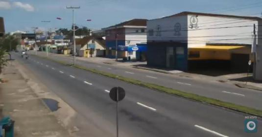 Floianpolis Live Streaming Traffic weather webcam Santa Catarina Brazil