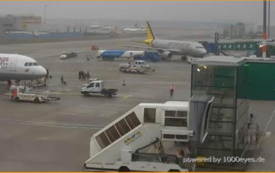 Cologne Bonn Airport Vorfeld Terminal 1 Streaming Airport Cam Cologne Germany