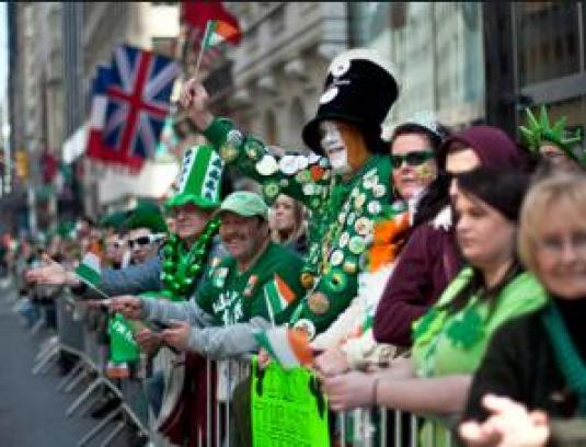 New York 2014 Saint Patricks Day Parade Streaming Live Webcast New York City